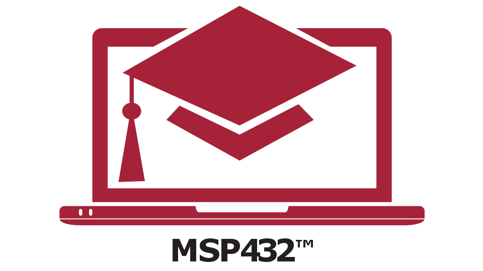 SimpleLink Academy for MSP432