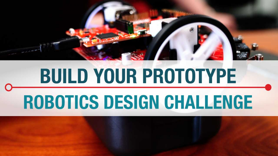University robotics design challenge