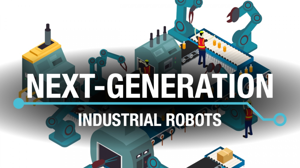 Enabling the next-generation of industrial robots