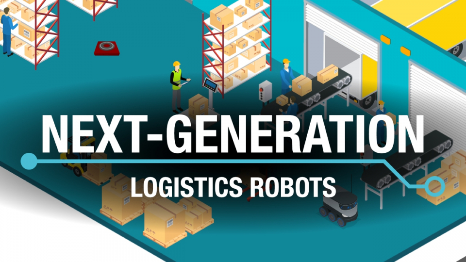 Enabling the next-generation of logistics robots