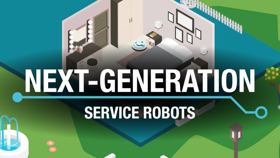 Enabling the next-generation of service robots