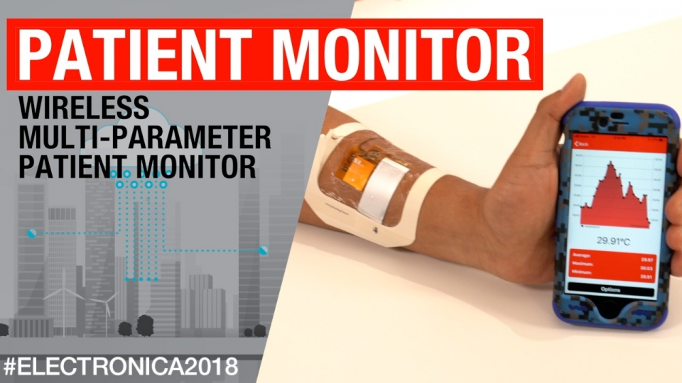 Wireless patient monitoring
