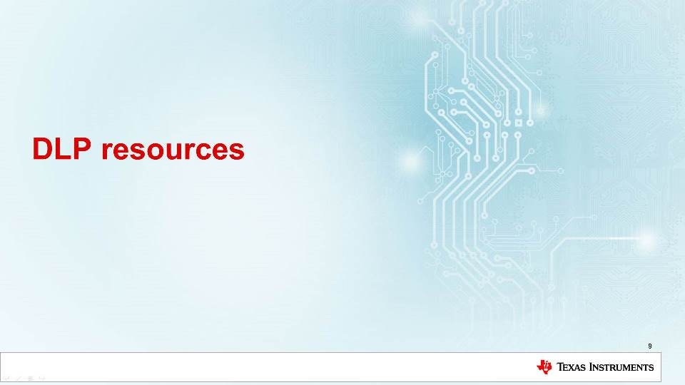 Key DLP Resources