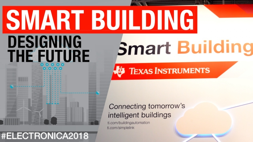 Smart buildings of tomorrow
