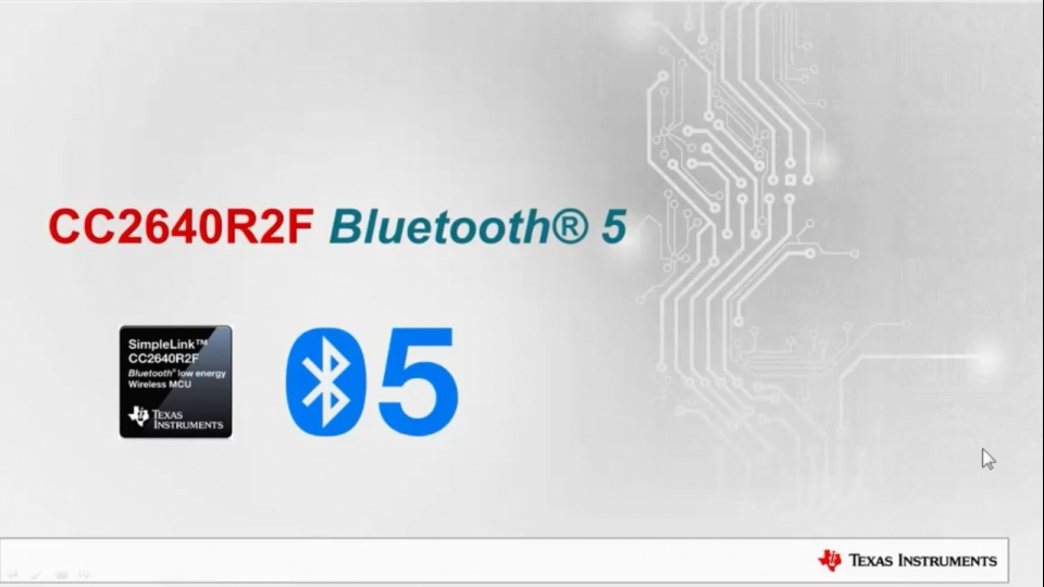 Bluetooth 5 Getting Started