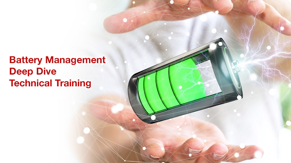 Battery Management Systems Technical Training in-person