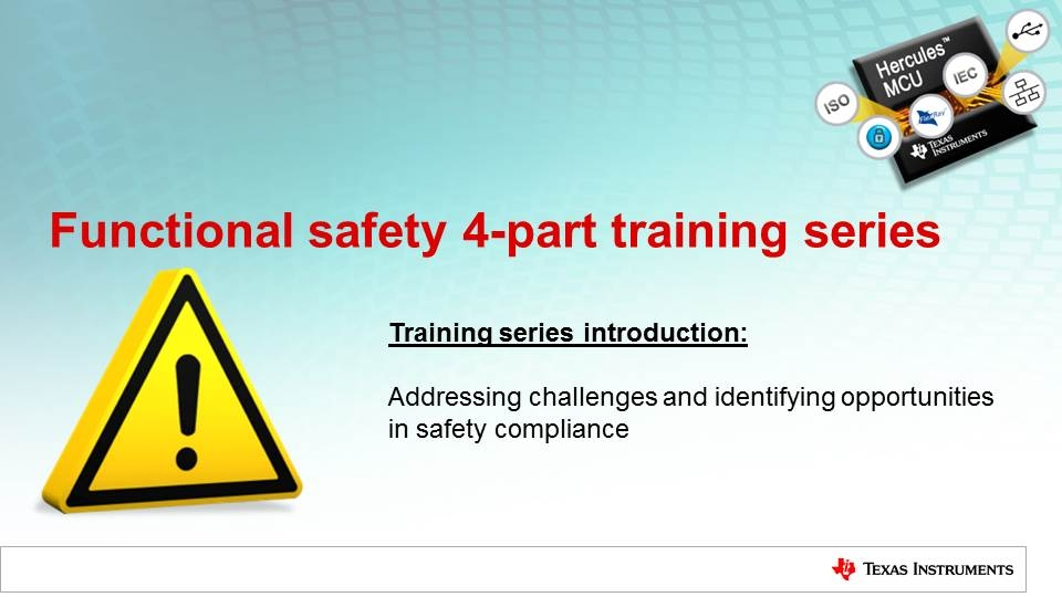 Addressing challenges and identifying opportunities in safety compliance