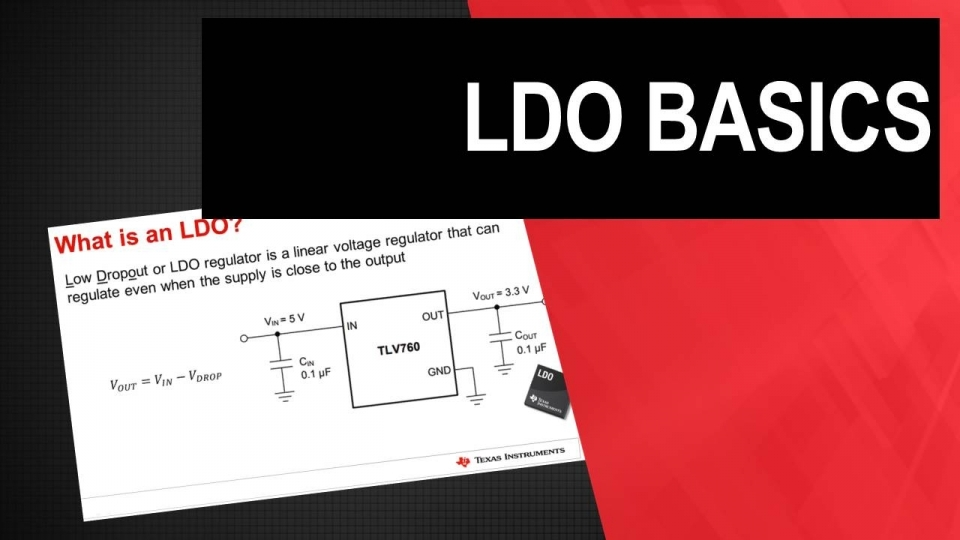 LDO Basics Video Series