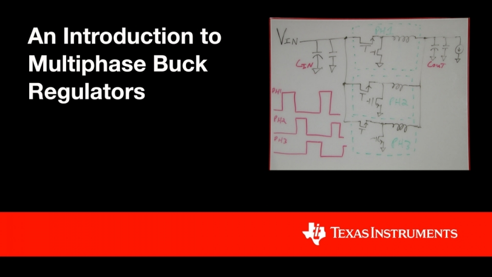 How to Use Multiphase Buck Regulators