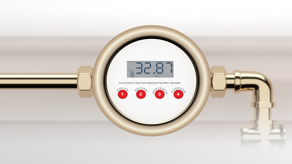 Ultrasonic water meters have improved accuracy and precision to detect the smallest leaks to reduce water waste.