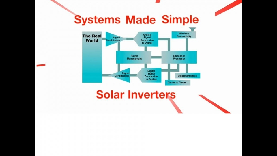 Solar Inverter Systems Made Simple Training