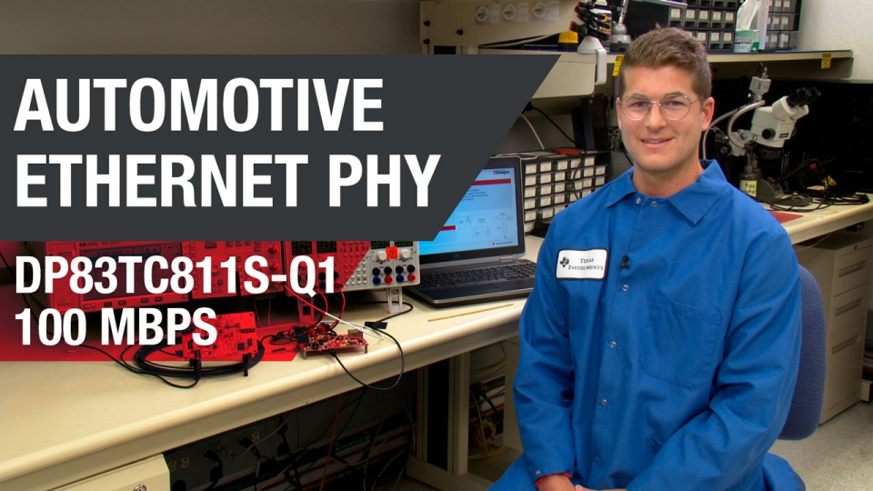 Automotive Ethernet PHY