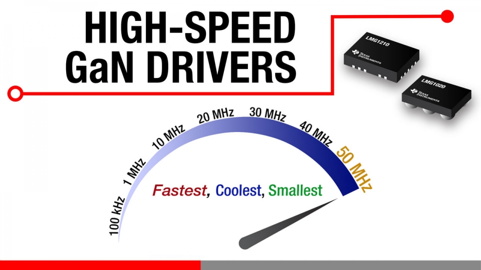 High-speed GaN Drivers