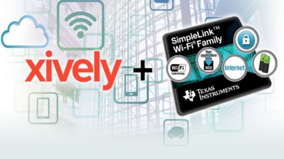 Xively and Texas Instruments - tackling core challenges in the IoT over Wi-Fi