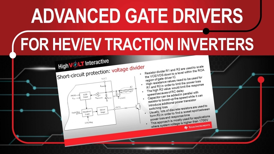 Advanced Gate Drivers
