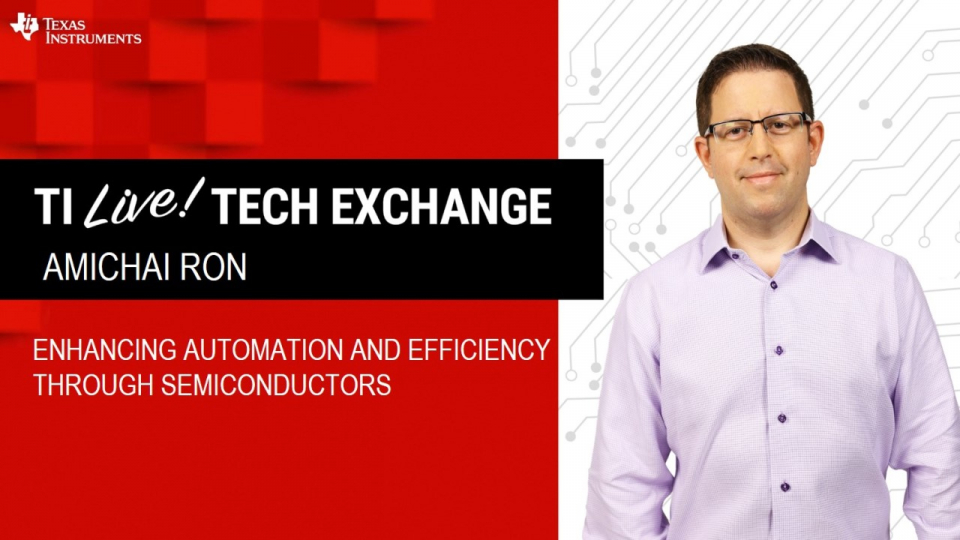 Enhancing automation and efficiency through semiconductors