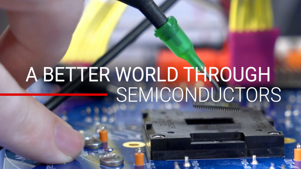 A better world through semiconductors