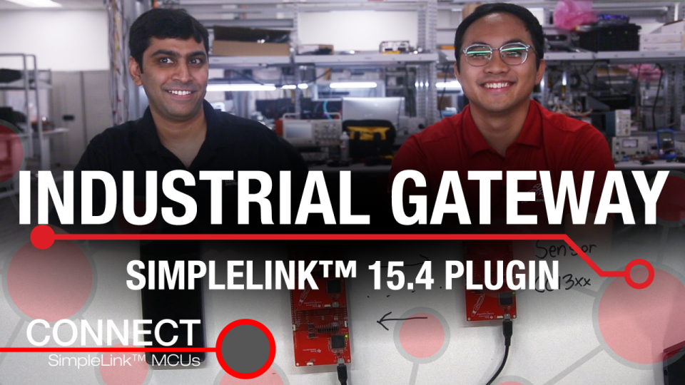 Industrial Gateway Demo