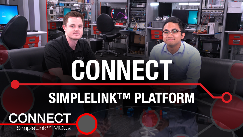 Connect with SimpleLink MCUs