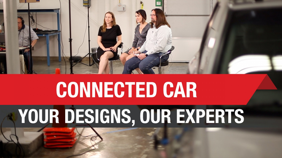 How connecting the car goes inside, outside and beyond