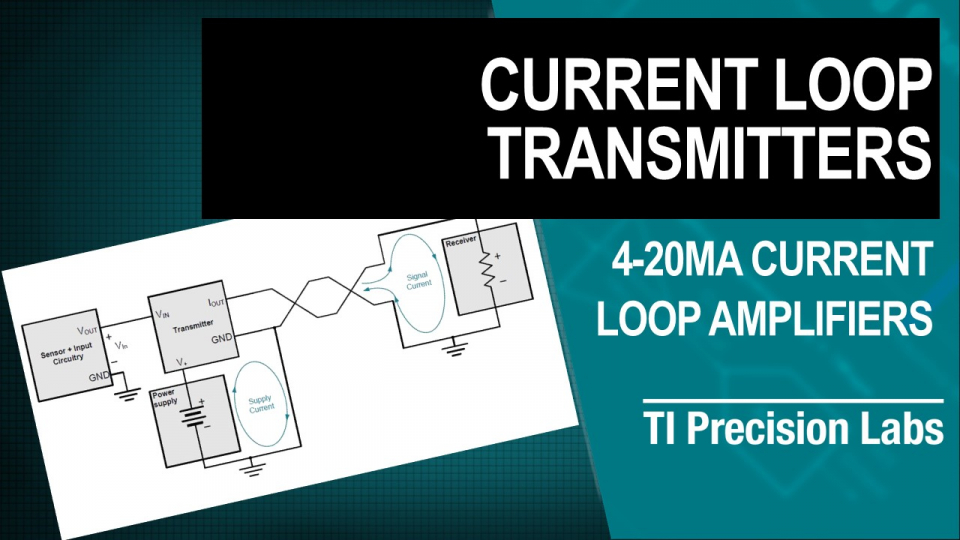 current loop transmitters video