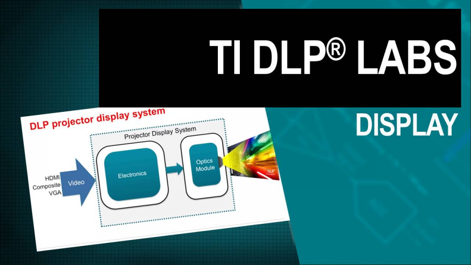DLP Labs, DLP training, DLP display