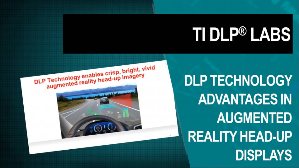 DLP Labs, DLP training, DLP Technology, dlp auto, augmented reality head up display, head up display, ar hud