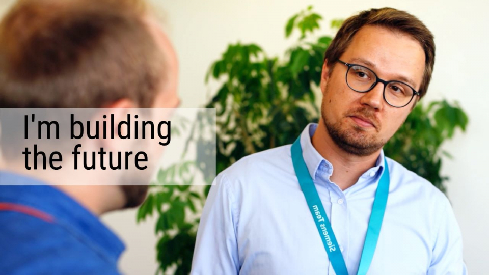 I'm building the future - TI Employee Perspective