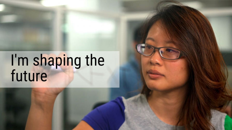 I'm shaping the future - TI Employee perspective