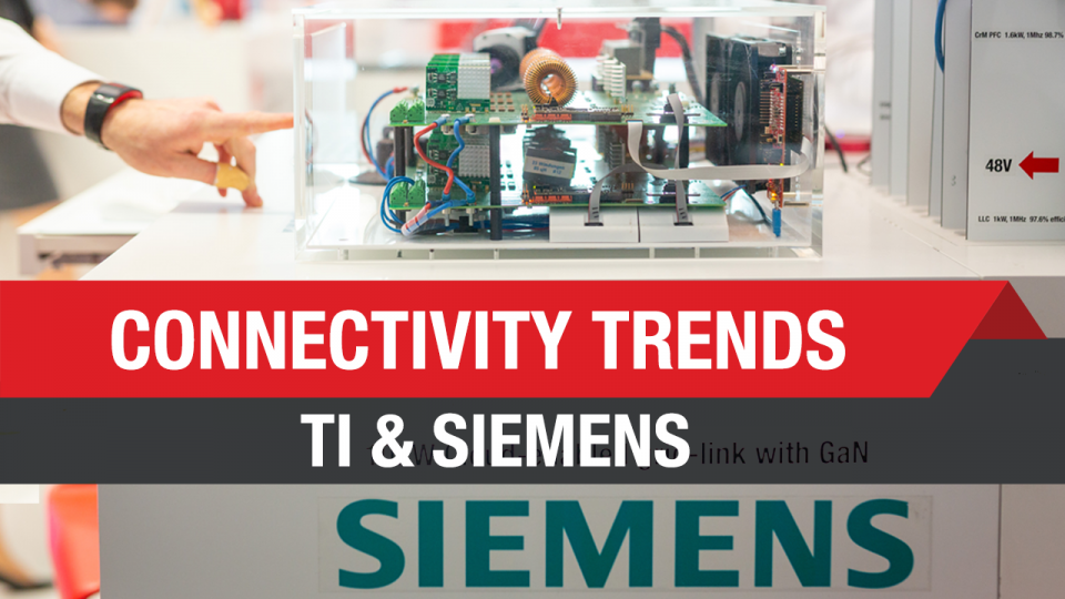 Siemens at embedded world