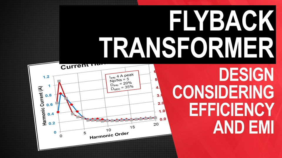 Flyback design considerations