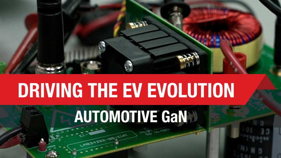 automotive GaN