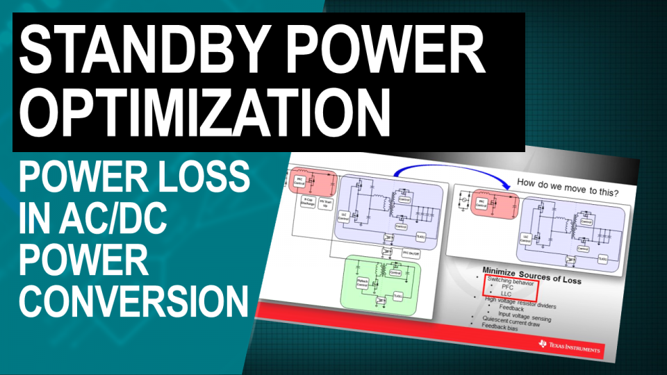 AC DC Power Supply Power Loss Optimization
