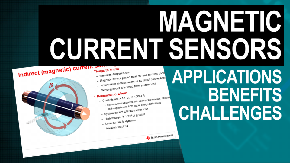 Thumbnail - Magnetic Current Sensors