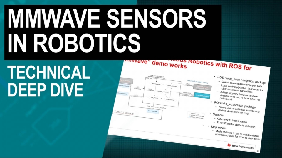mmWave sensors in robotics: technical deep dive