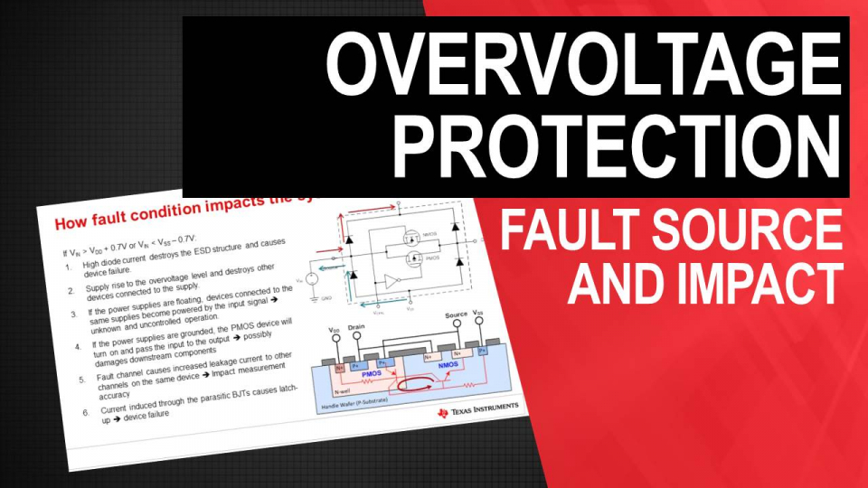 System Level Protection for High-Voltage Multiplexers in Multi-Channel Data Acquisition Systems (Module 1)