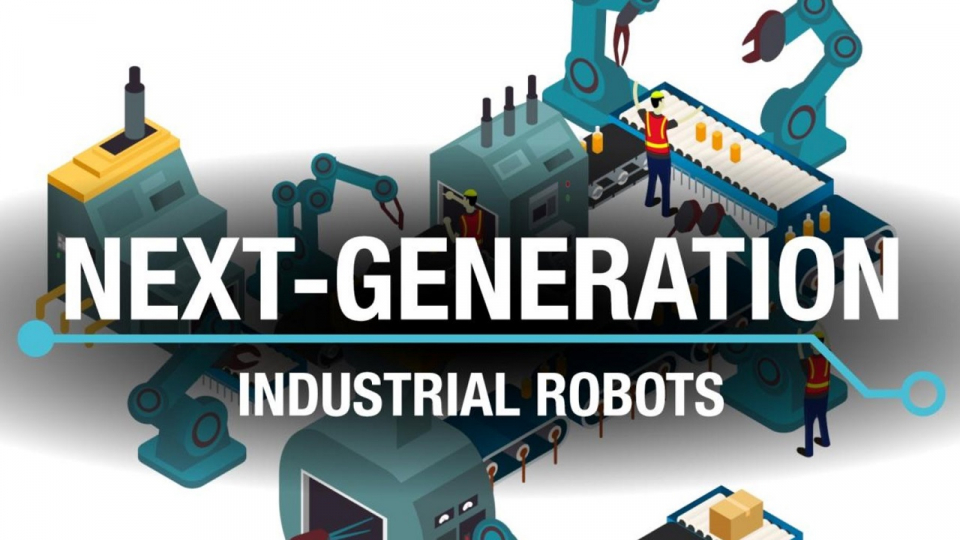 Next generation industrial robots