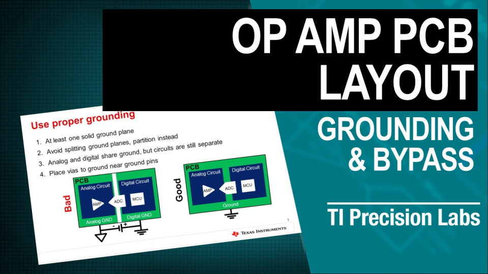 Op amp training