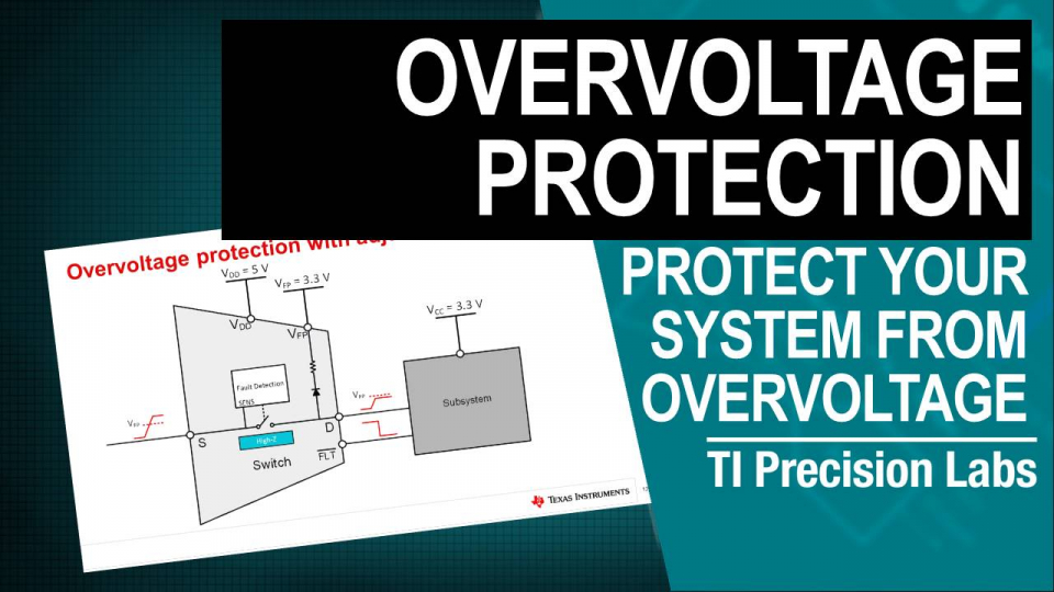overvoltage protection overvoltage event integrated protection clamped output fault flag fault event fault indicator