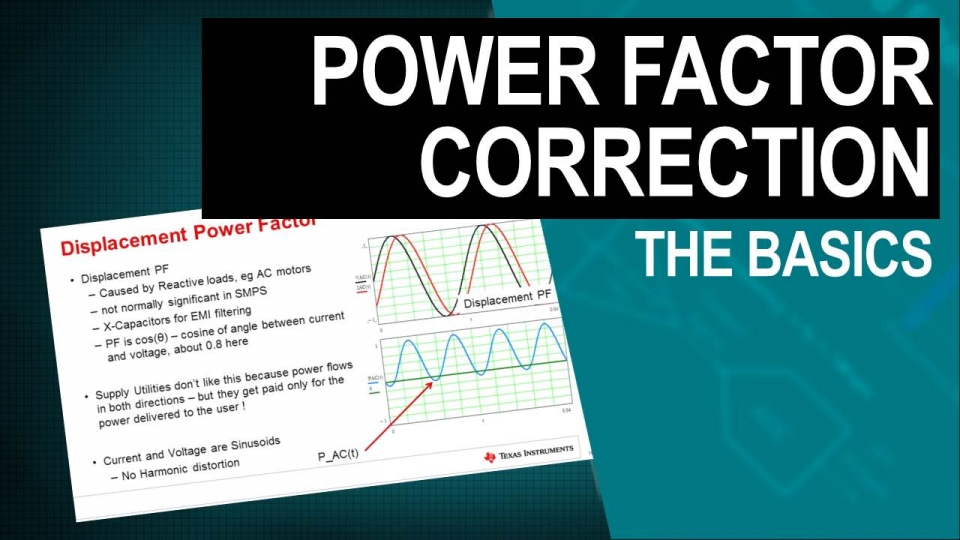power factor correction and harmonic currents