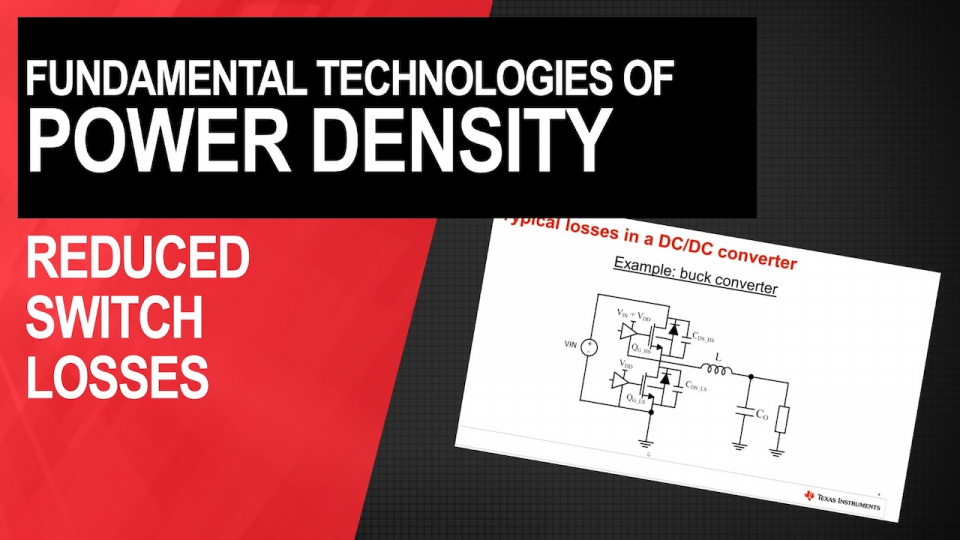 Switch loss_power_density_technology