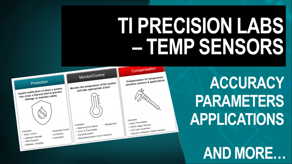 Ti Precision Labs - Temperature Sensors