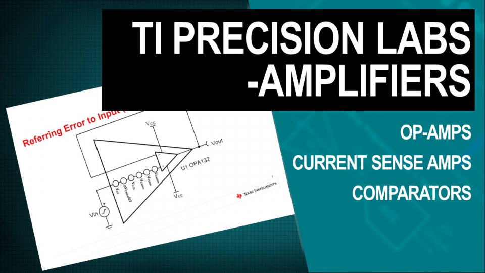 TI Precision Labs - Amplifiers