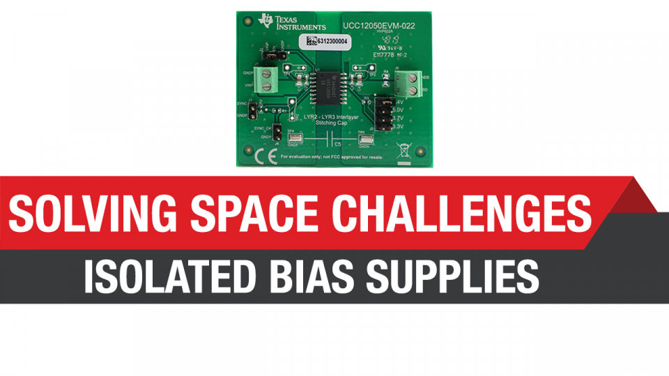 isolated bias supply