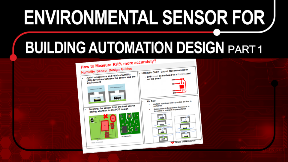 Building automation design