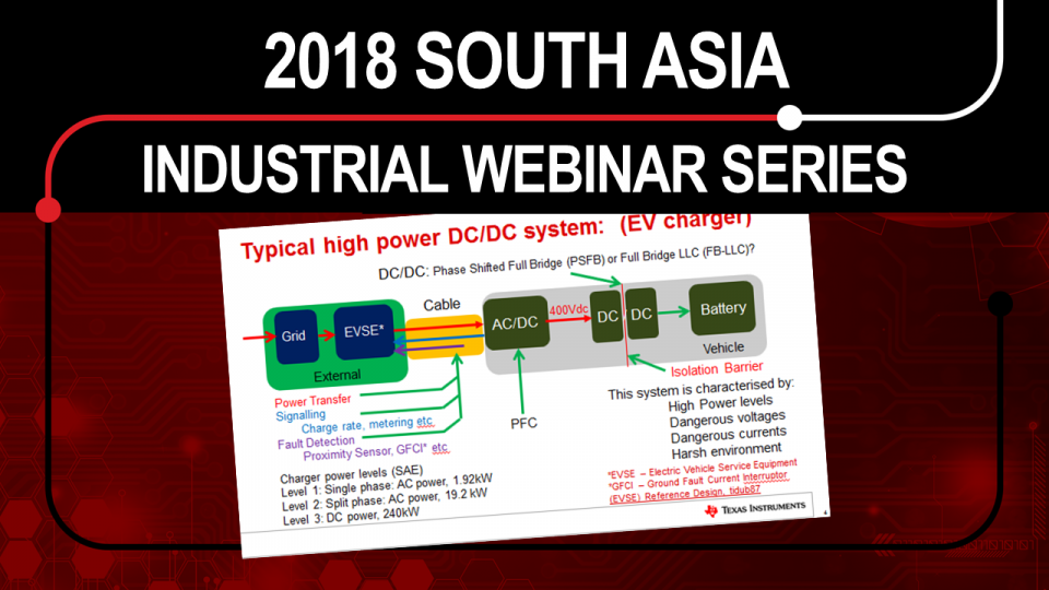 South Asia Industrial Webinar