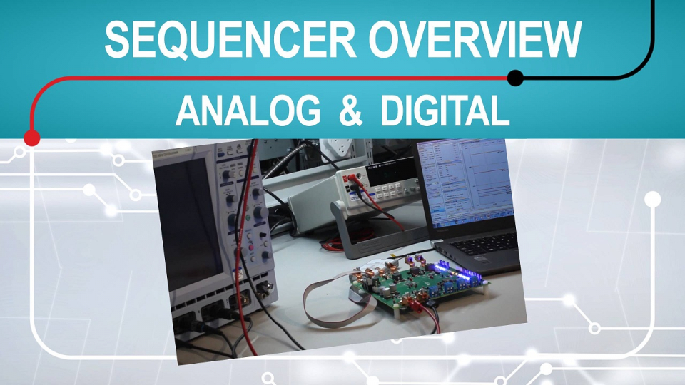Analog and Digital Sequencer