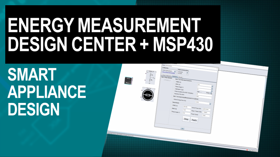 Energy Measurement Design Center for MSP430 MCUs: Designing a single-phase shunt-based smart appliance