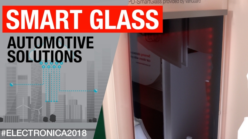 Smart Glass Automotive