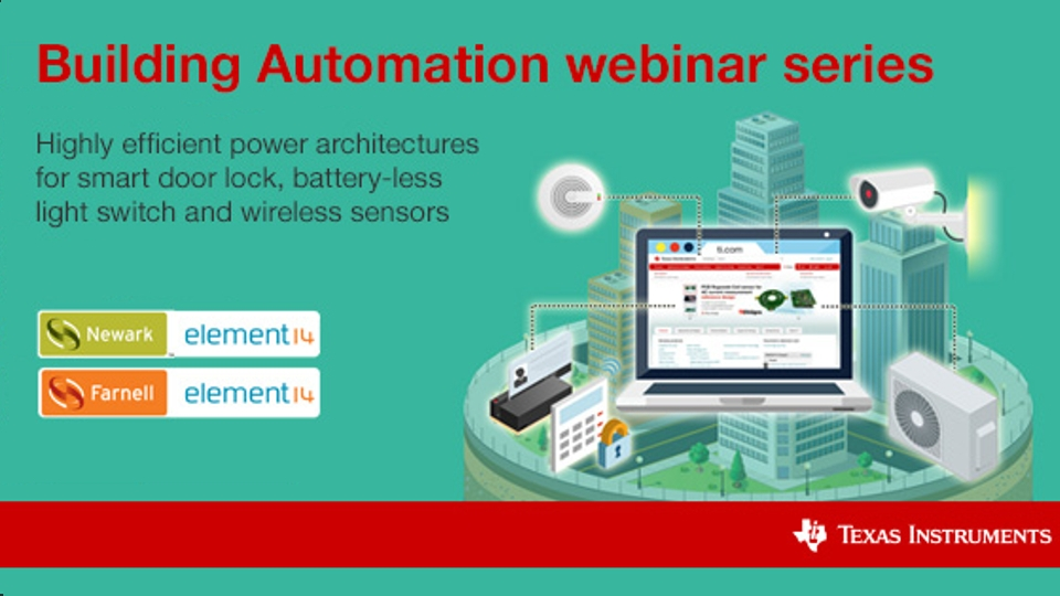 building automation webinar series